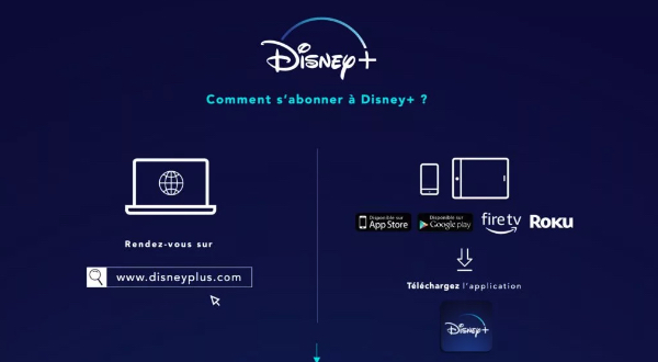 telecharger disney plus