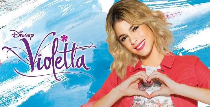 violetta saison 2 Disney Plus